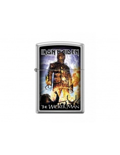 Bricheta Zippo 8537 Iron Maiden-The Wicker Man