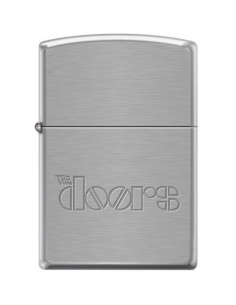 Bricheta Zippo 1856 The Doors-Rock Band-Logo