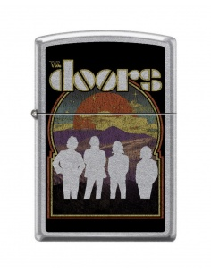 Bricheta Zippo 7363 The Doors-Rock Band