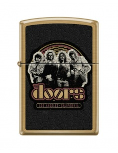 Bricheta Zippo 7929 The Doors-Rock Band-Logo