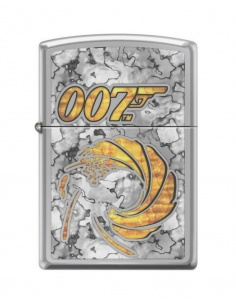 Bricheta Zippo 0221 James Bond 007
