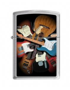 Bricheta Zippo 4641 Fender Guitar