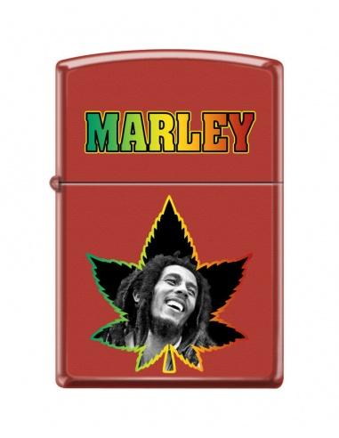 Bricheta Zippo 7677 Bob Marley