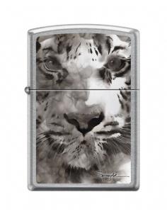 Bricheta Zippo 7041 Spazuk-Tiger Face