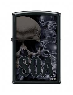 Bricheta Zippo 2491 Sons of Anarchy-SOA