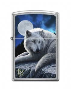 Bricheta Zippo 9286 Lisa Parker-Wolf & Full Moon
