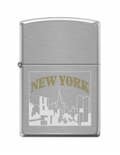 Bricheta Zippo 2116 New York City-Skyline
