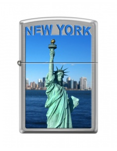 Bricheta Zippo 8934 Statue of Liberty-New York