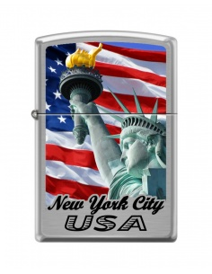 Bricheta Zippo 5701 Statue of Liberty-New York