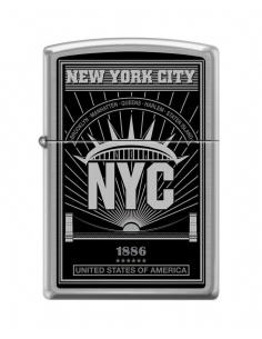 Bricheta Zippo 8935 New York City-NYC