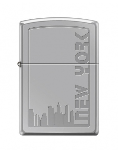 Bricheta Zippo 2117 New York City Skyline