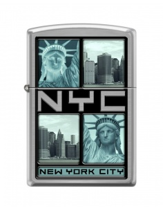 Bricheta Zippo 8936 Statue of Liberty-New York City