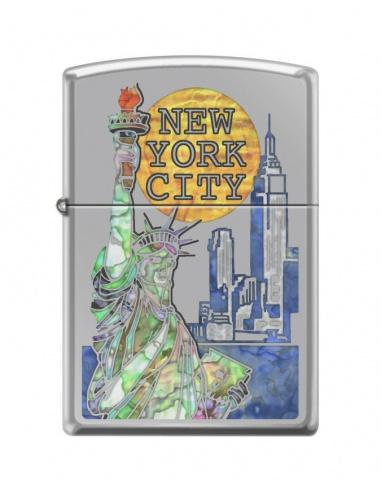 Bricheta Zippo 0150 New York City-Statue of Liberty