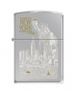 Bricheta Zippo 6357 New York-Statue of Liberty