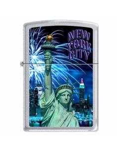 Bricheta Zippo 2930 Statue of Liberty-New York City