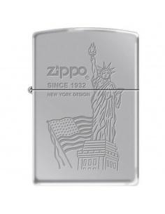 Bricheta Zippo 0298 Statue of Liberty