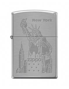Bricheta Zippo 4144 Statue of Liberty-New York