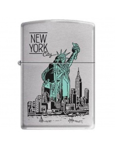 Bricheta Zippo 9127 Statue of Liberty-New York City