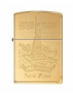 Bricheta Zippo 6526 Statue of Liberty-New York City