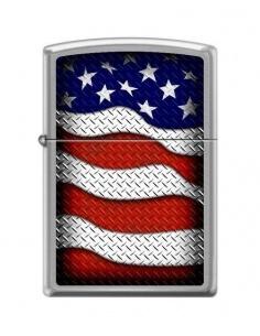 Bricheta Zippo 0598 United States Flag