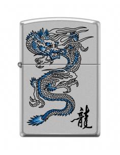 Bricheta Zippo 2450 Chinese Blue Dragon