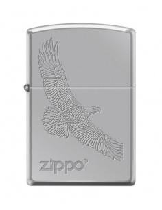 Bricheta Zippo 4550 Soaring Eagle-Zippo Logo