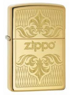 Bricheta Zippo 0157 Regal-Fleur De Lis