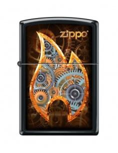 Bricheta Zippo 5470 Steampunk Flame
