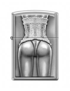 Bricheta Zippo 2446 Sexy Woman in Corset