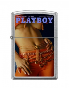 Bricheta Zippo 6321 Playboy Cover-February 1971
