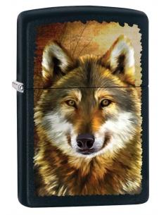 Bricheta Zippo 0918 Painted Wolf