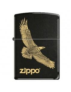 Bricheta Zippo 7793 Eagle-Zippo Logo