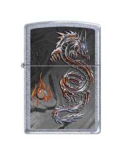 Bricheta Zippo 3538 Dragon-Flame