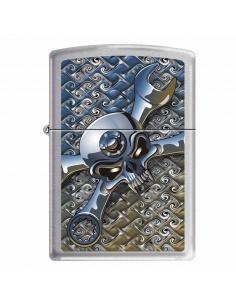 Bricheta Zippo 5086 Socket Spanner-Skull