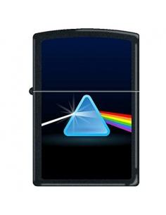 Bricheta Zippo 0236 Rainbow Triangle-Prism