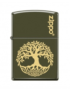 Bricheta Zippo 1465 Tree of Life