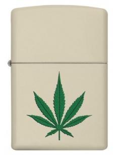Bricheta Zippo 6218 Pot Leaf/Marijuana