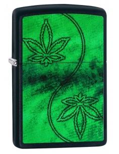 Bricheta Zippo 5920 Pot Leaf/Marijuana