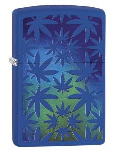 Bricheta Zippo 5916 Weed-Marijuana-Pot Leaf