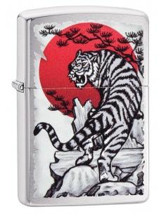Brichetă Zippo 29889 Tiger & Rising Sun
