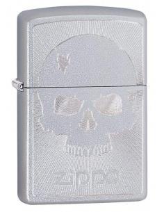 Brichetă Zippo 29858 Skull With Lines