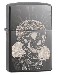 Brichetă Zippo 29883 Fancy Skull Design