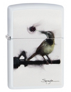 Brichetă Zippo 29895 Spazuk-Bird on Gun Barrel