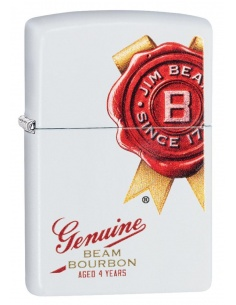 Brichetă Zippo 29780 Jim Beam Bourbon-Logo
