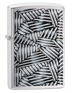 Brichetă Zippo 29885 Mesmerizing Line Grid Design
