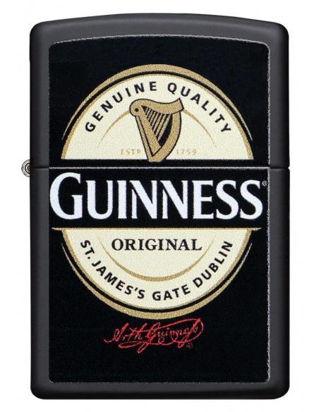 Brichetă Zippo 29755 Guinness Beer Label