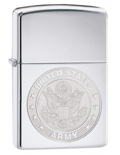 Brichetă Zippo 29886 United States Army Seal