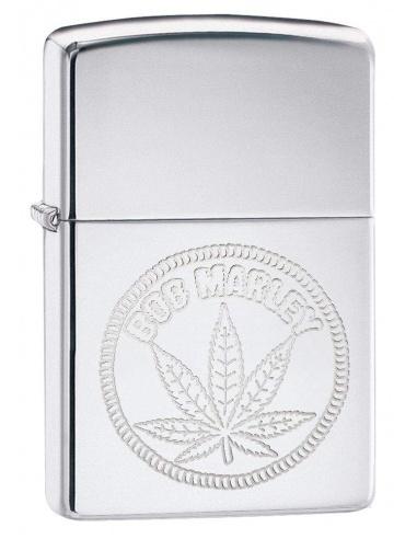 Brichetă Zippo 29769 Bob Marley-Marijuana Leaf