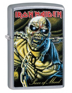 Brichetă Zippo 29876 Iron Maiden-Piece of Mind