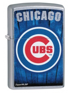 Brichetă Zippo 29792 Chicago Cubs Lighter